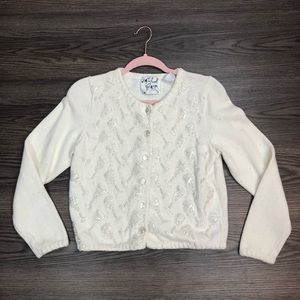 RARE Michael Simon Bubbly Sweater Size Small
